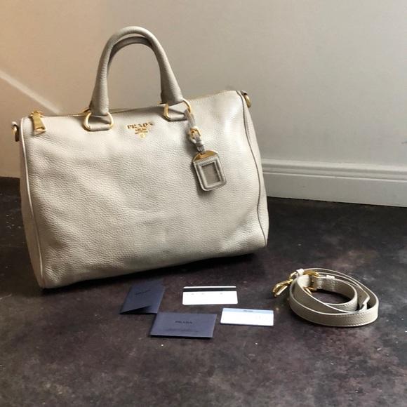 8a3e0df0272c79 Prada Bags | Bauletto Bag | Poshmark